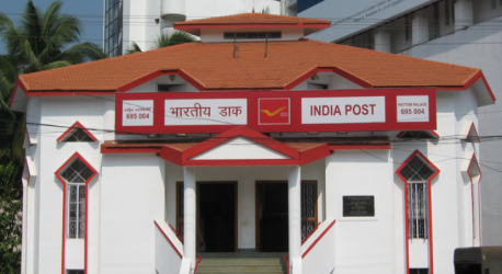 Post Office In Indore