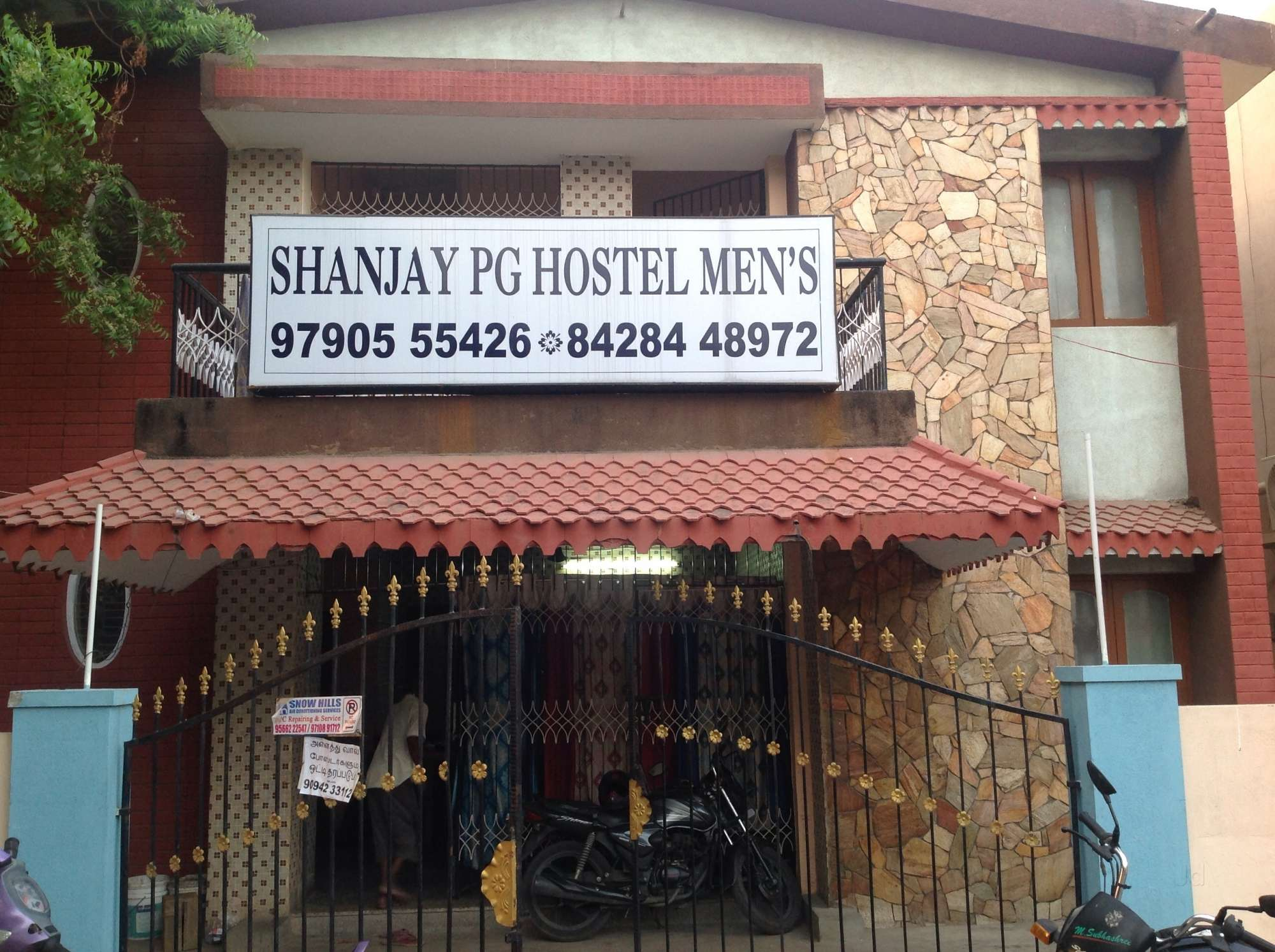 Shanjay Mens Pg Hostel